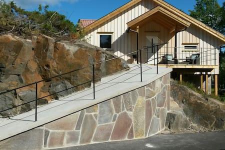 Stor nybygd leilighet 80m2 - Huoneisto