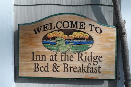 innattheridge.com-Bed & Breakfast - Szoba reggelivel