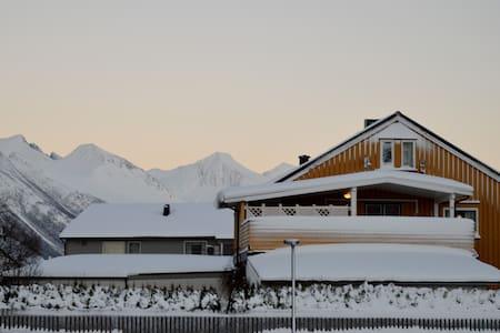 Villa Åndalsnes - Guesthouse