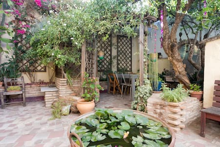Characterful room in Albaicin house - Granada