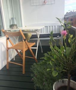 Cosy 2-roomapart w. sunny balcony
