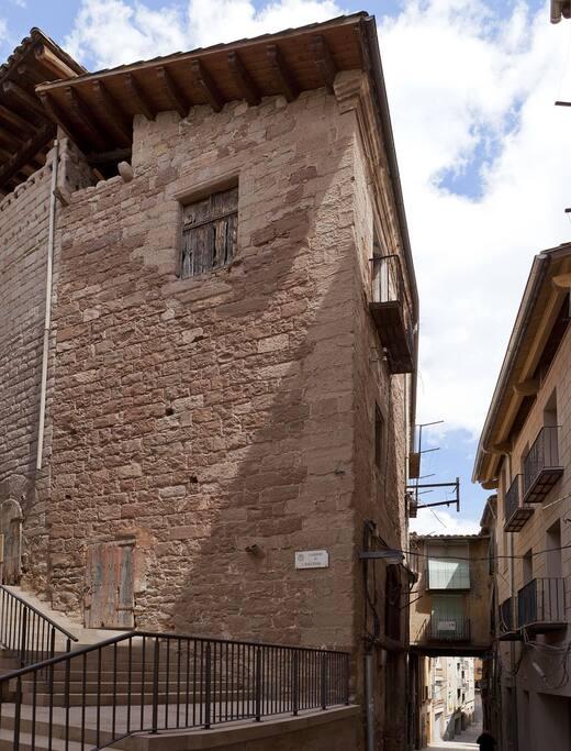 Gothic Palace XIV Century, Cardona