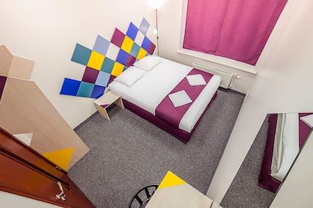 Chambre confortable dans le centre - Bed & Breakfast
