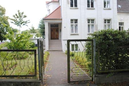 Ferienwohnung Villa Stralsund - Apartament