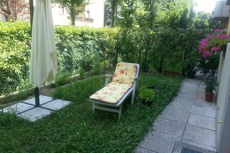 Nuovo mini con giardino