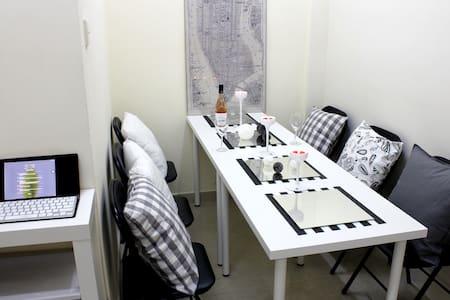 TST / Private Room / 3min Knutsford (Twin Bed) - Lägenhet