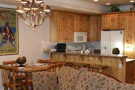 Burton Condo, Snowbasin & Pineview - Huntsville - Condominium