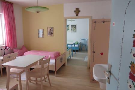 Gästehaus Huber - 4er Zimmer 4 beds - Hus