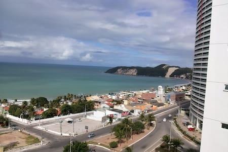 Apto Vista incrível em Ponta Negra - Wohnung