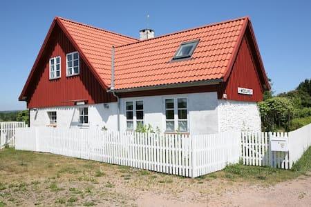 Lillemoc, selvstændig gæstehus med egen have - Nexø