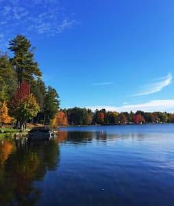 Lakefront Home near Saratoga, NY - Casa