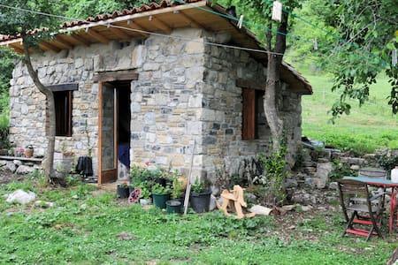 casa-refugio/cabaña/ermita románica - Vall del Bac - Cabin