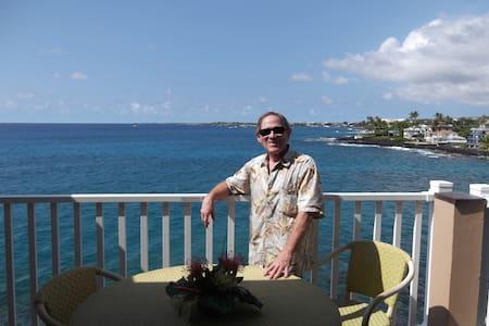 Kona Sea Village-Oceanfront Resort