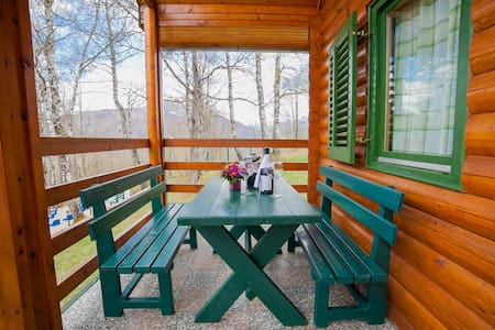 Gacka - Charming Two Bedroom Cottage with Balcony - Mojkovac