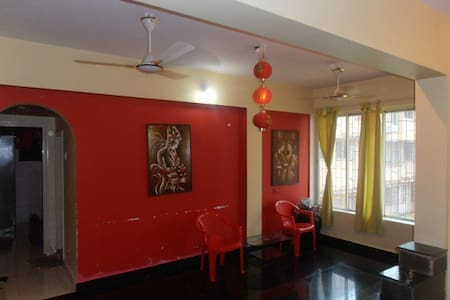 Large Comfortable Apartment at Calangute/ Baga - Calangute