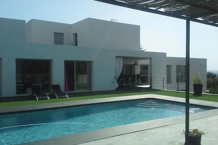 Design House - vicinity of Madrid - Valdemorillo - House