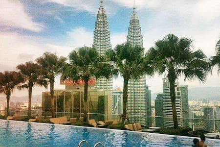 NEW!5 min walking to Pavillion,KLCC