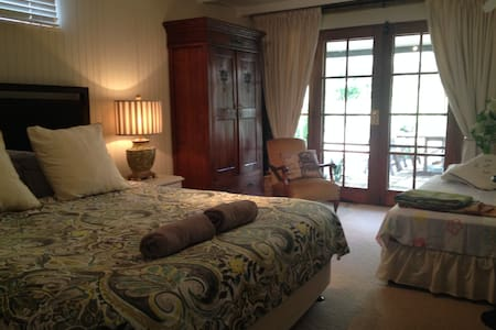 Berry B&B Room 1/ King - Rumah