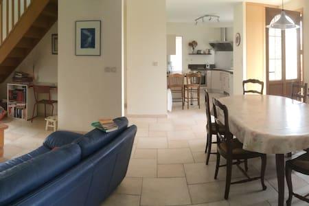 Maison accueillante 15mn cabourg - Troarn - Hus