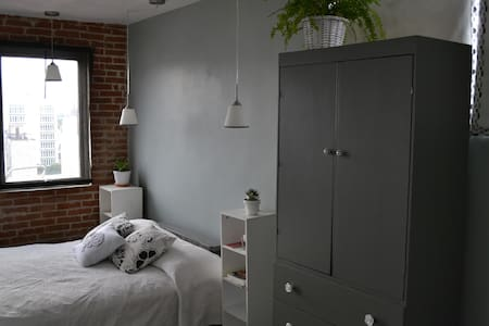 Lovely independent room, great location, Polanco. - Mexico City - Lägenhet