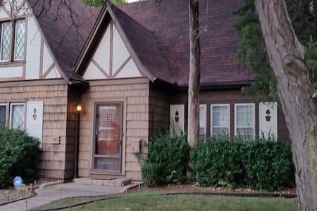 Winfield House - Winfield - Maison