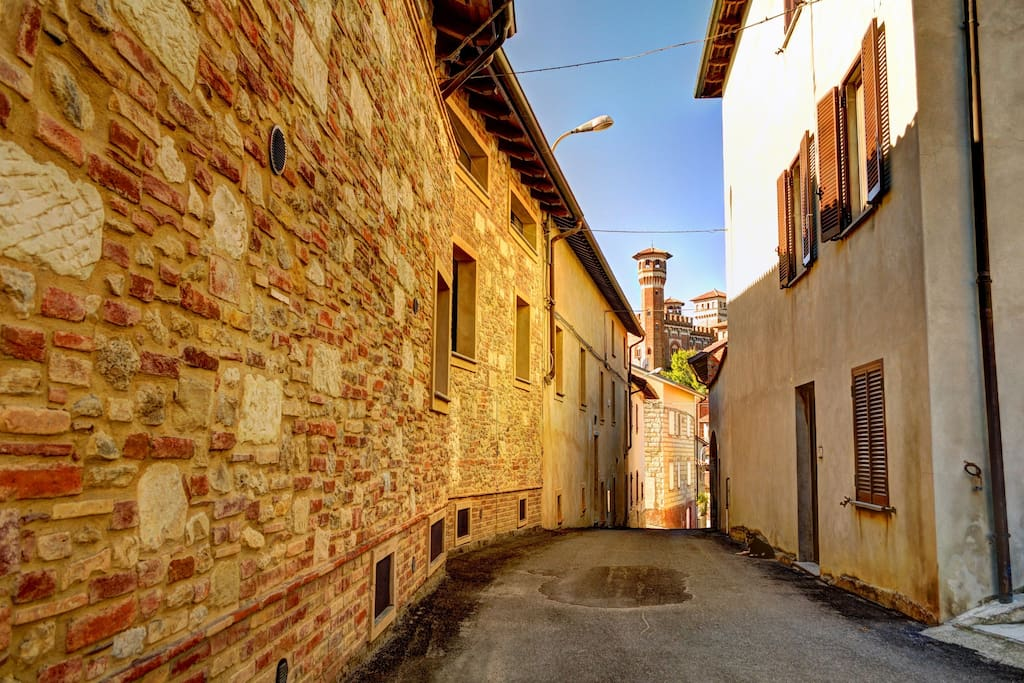 Adagio con Brio - B&B in Monferrato