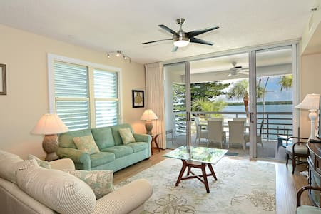 Longboat Key Condo Waterfront #202 - 아파트(콘도미니엄)