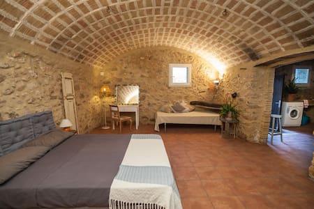 Apartamento rural - Ventalló (Masos de Ventalló) - Huis