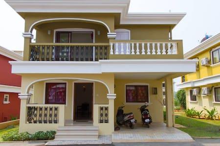 3 Bedroom Villa - Varca Beach Goa