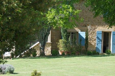 Un gîte en Provence Ventoux - House