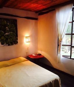 cuarto suite con baño privado, - Bed & Breakfast