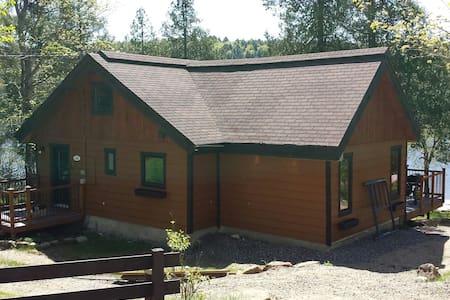 Cosy cottage in Laurentians - Ház
