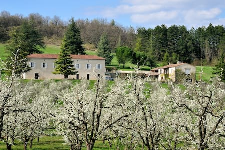 Domaine Lapeze Bed & Breakfast - Bed & Breakfast