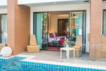 Deluxe Pool Access in Kata Beach - Bed & Breakfast