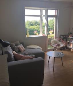 Hyggelig lys lejlighed - Lägenhet