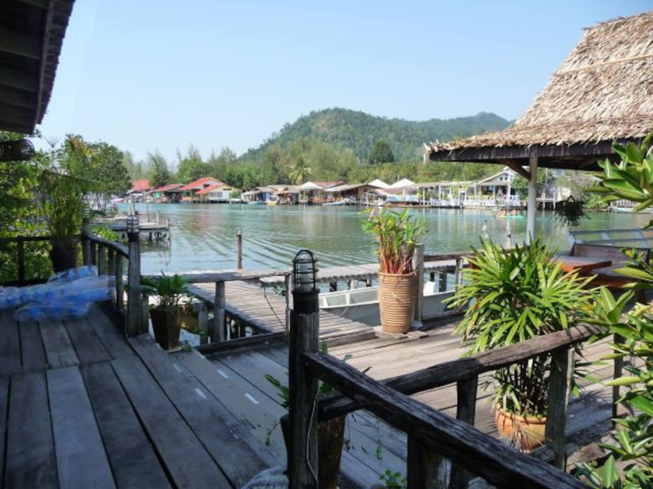 A Unique Guesthouse on Koh Chang