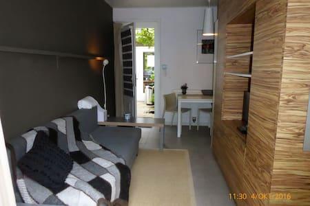 Zelfstandige studio, rustige locatie, hartje Delft - Lakás