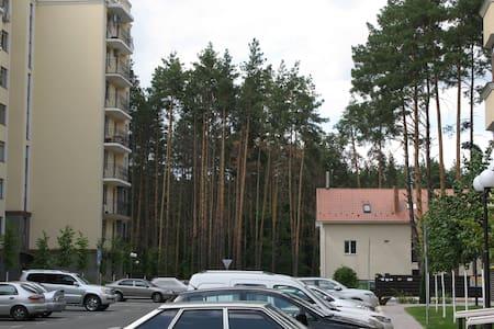Апартаменты Киев Буча среди сосен - Bucha
