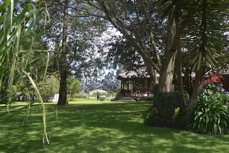 Hospedaje de Primera en Ambiente Familiar - Sangolqui - Ház