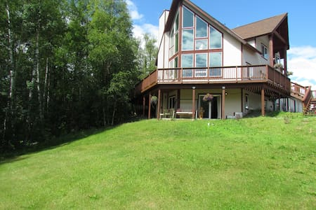Quiet and comfortable 3 bdrm home. - Wasilla