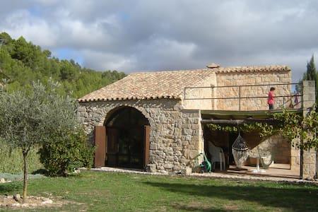 Alte Mühle in idyllischer Umgebung. - Rumah