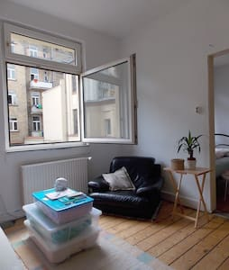 2 helle Zimmer in der Neustadt - Mayence - Appartement