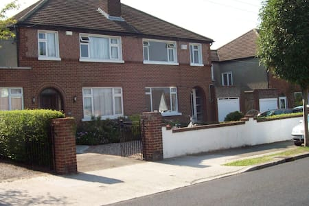 Great Double/Twin in Lovely House - Clonskeagh - House