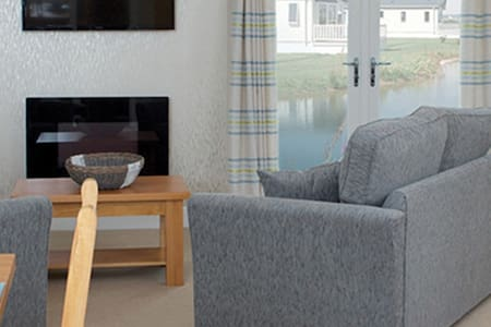 3 Bedroom Deluxe Lodge at Norfolk Park - Bungalo