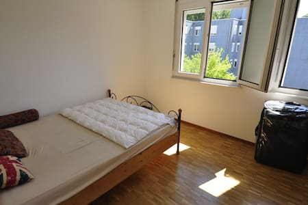 Simple nice room in Lausanne