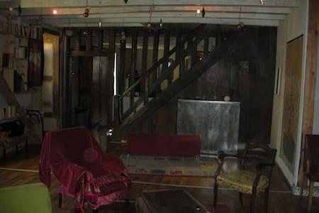 chambre spacieuse - Rumah