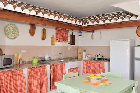 appartamento piano terra - Villanova Strisaili