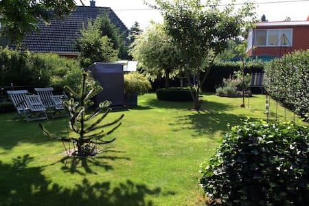 Wohnen in der Lüneburger Heide - Haus