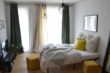 Wonderful flat near fair and center - Frankfurt am Main - Apartment