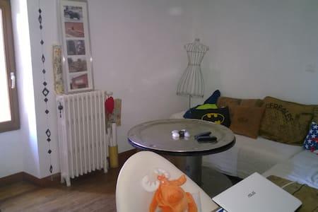 Une Chambre dans Maison en campagne - Laramière